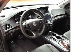 2015 Acura MDX Shifting Focus to Efficiency [Review