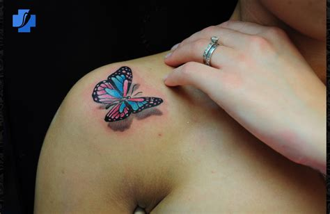 Where Should Butterfly Tattoo Be Placed