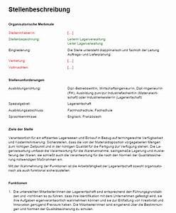 Stellenbeschreibung - Image Mag