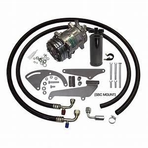 68 Chevy Impala A  C Compressor Performance Upgrade Kit V8
