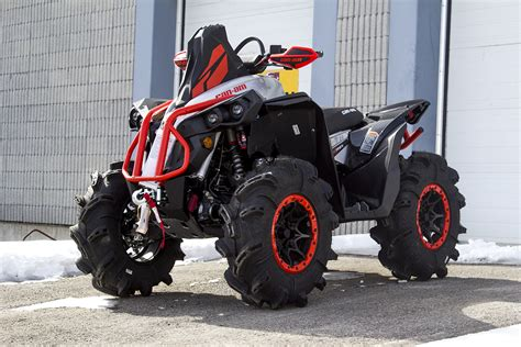 can am renegade 1000 can am renegade 1000 xmr now available elka suspension ca