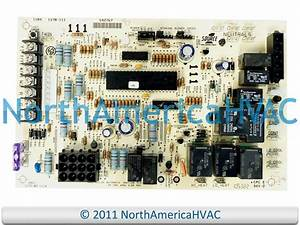 York Luxaire 2stage Furnace Control Board 331
