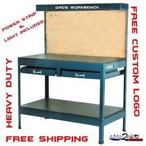 garage work bench table reloading machine shop similar