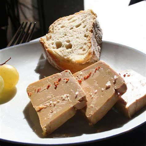 foie gras mi cuit maison argaud
