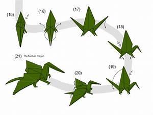 Origami Maison En Papier : diy bricolage origami facile comment faire dragon pliage ~ Zukunftsfamilie.com Idées de Décoration