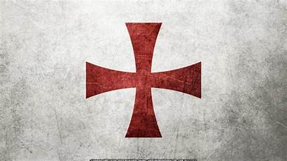 Cross Templar Catholic Crusades God Knights Flag