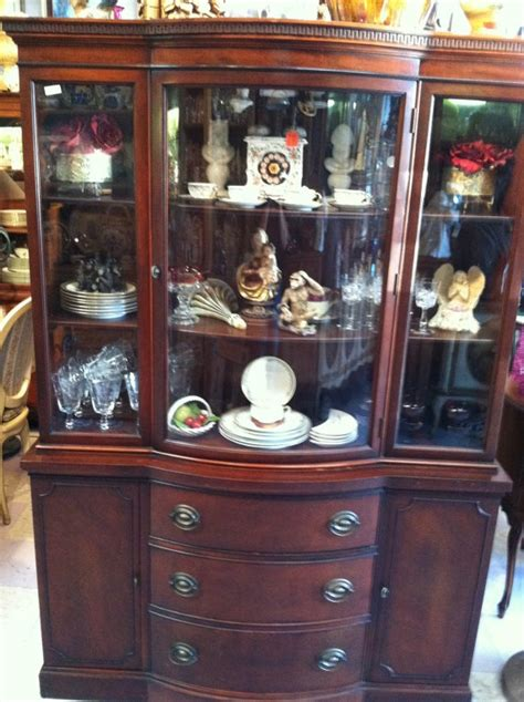 Duncan Phyfe China Cabinet 1940 by 1940s Duncan Pyfye China Cabinet For The Home