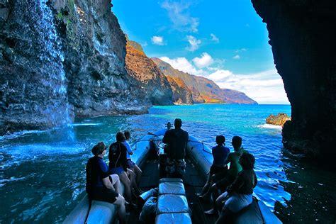 Zodiac Boat Hawaii by Kauai Activities Things To Do In Kauai Hawaii