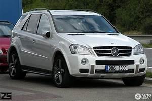 Mercedes Ml W164 Zubehör : mercedes benz ml 63 amg w164 21 august 2017 autogespot ~ Jslefanu.com Haus und Dekorationen