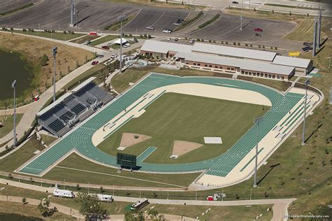 Clyde Hart Track & Field Stadium | Paragon Sports