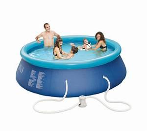 Piscine Gonflable Avec Pompe : photo piscine ~ Dailycaller-alerts.com Idées de Décoration