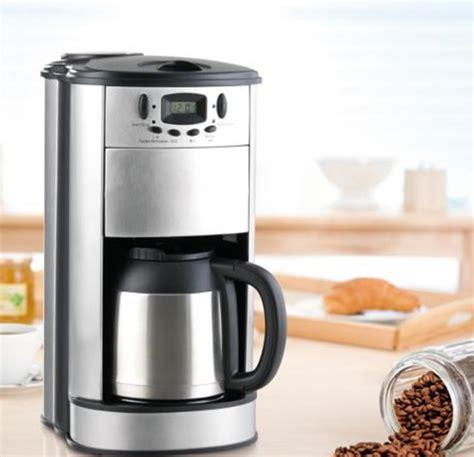 kaffeemaschine mit timer und thermoskanne edelstahl coffee maxx premium kaffeemaschine timer mahlwerk isokanne ebay