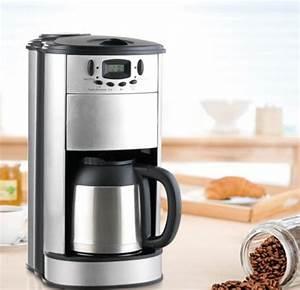 Kaffeemaschine Timer Thermoskanne : edelstahl coffee maxx premium kaffeemaschine timer ~ Watch28wear.com Haus und Dekorationen