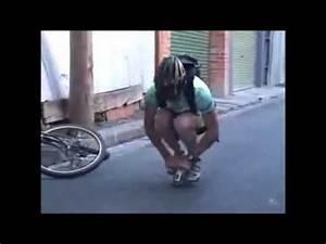 Bicikleta me e vogel ne bote - YouTube
