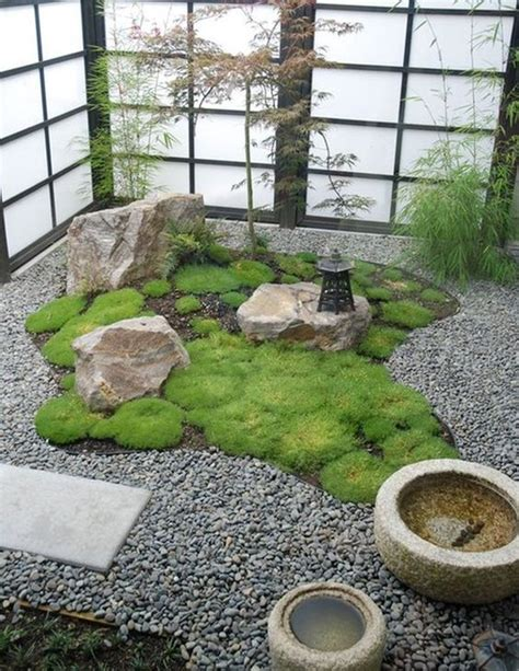 japanese yard decor 15 mix modern japanese courtyard with nature house
