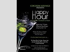 Happy Hour Cocoon Events WhatsUpBahrainnet
