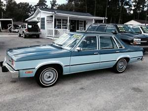Find Used 1981 Ford Fairmont  10k Original Miles  1 Owner