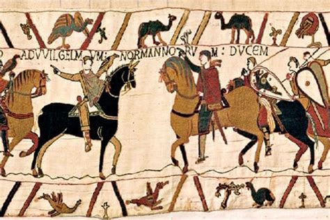 Tapisserie Reine Mathilde by Tapisserie De Bayeux