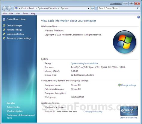 activate windows 7 windows 7 help forums