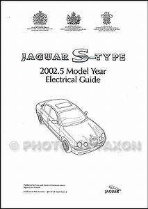 2007 Jaguar S Type Wiring Diagram