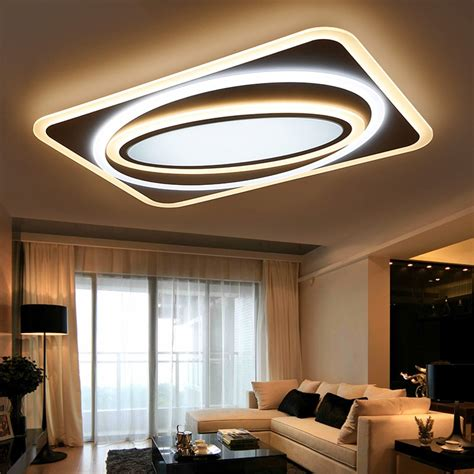 Led Lights For Room Aliexpress by Aliexpress Buy Dimming Modern Led Chandelier Lights