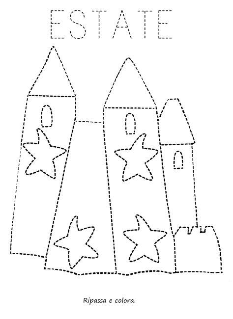 disegni estate da colorare e stare maestra la maestra estate schede da colorare