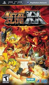 Metal Slug XX PSP free download full version ~ Mega ...