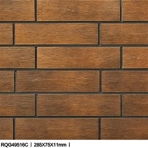 Wood Wall Tiles by Wood Look Tile Cloud Wood Rock Porcelain Bricks Wall Tiles