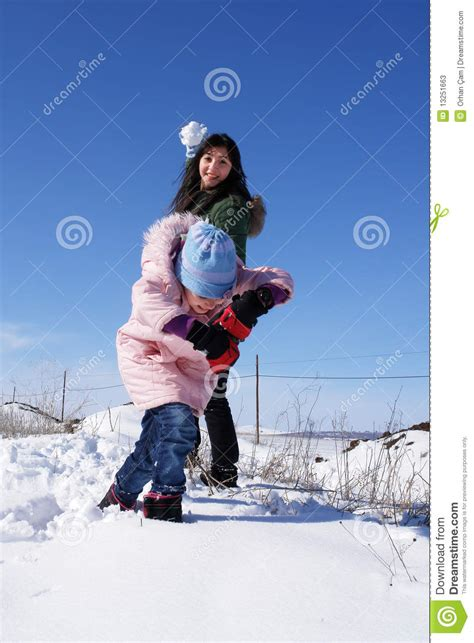 play snowball stock  image