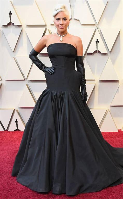Lady Gaga From Oscars Red Carpet Fashion News