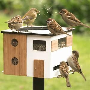 wildlife garden schwedisches design fur eine naturliche With katzennetz balkon mit wildlife garden vögel