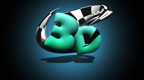 3d Cool Picture by How To Make A Cool 3d Logo Photoshop Cs6 Extended
