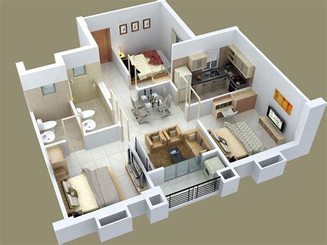 25 Three Bedroom Houseapartment Floor Plans 25 three bedroom house apartment floor plans favourite