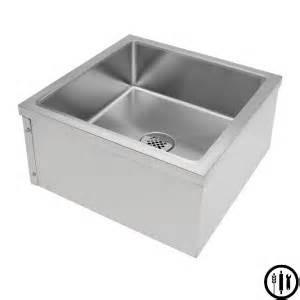mop sinks for sale stainless steel floor mount mop sink 24 quot x 24 quot x 13 quot nsf