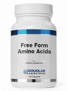 Free Form Amino Caps