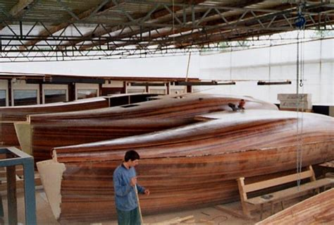 Catamaran Hull Structure by Tercet 24ft Strider Club Catamarans Were Sailed