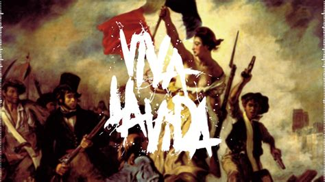 Viva la vida letra en español: Coldplay - Viva La Vida (Audio Spectrum) - YouTube