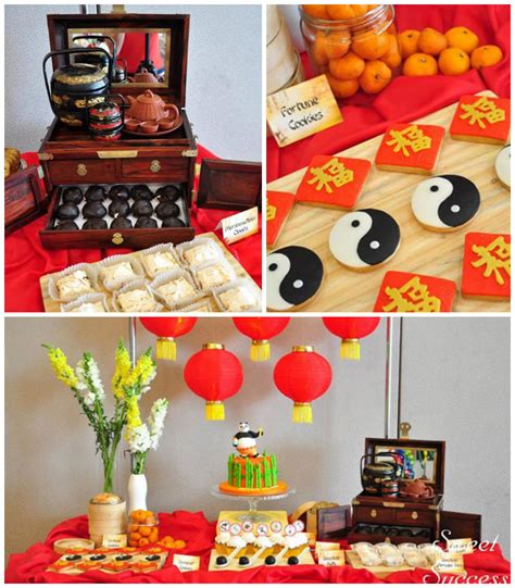 Kara's Party Ideas Chinese Inspired Kung Fu Panda Themed