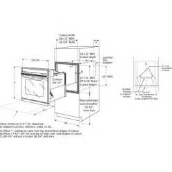 similiar wall oven sizes keywords ge profile wall oven on tag gemini double oven wiring diagram