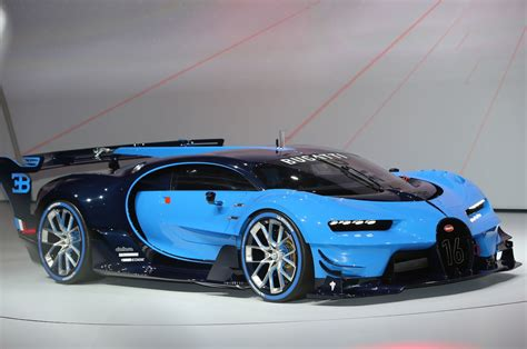 Bugatti Vision Gran Turismo Hints At Chiron