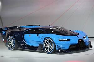 Bugatti Chiron Gt : bugatti vision gran turismo hints at chiron ~ Medecine-chirurgie-esthetiques.com Avis de Voitures
