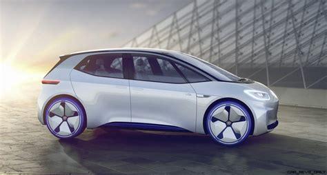 2018 Volkswagen Id Concept 14