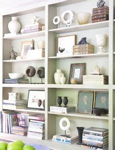 Dressing A Bookcase by 1000 Images About Dressing A Bookshelf On