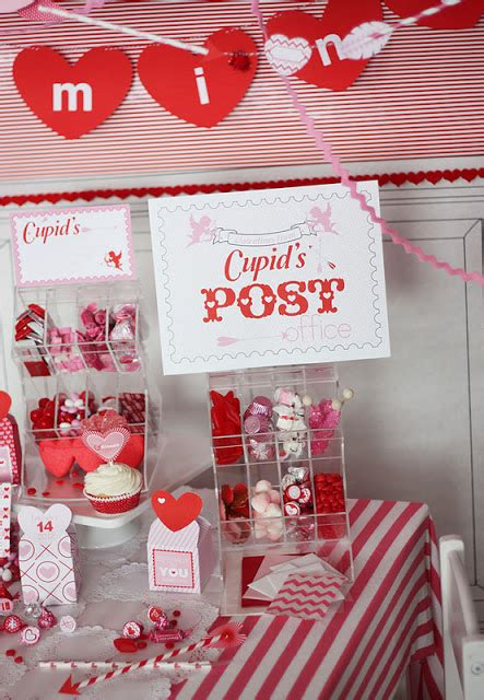 Valentine's Day Birthday Party Ideas