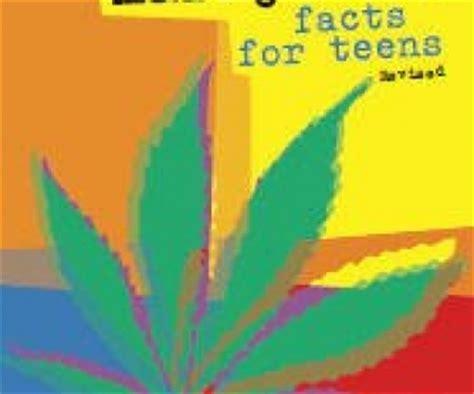 marijuana facts  teens brochure