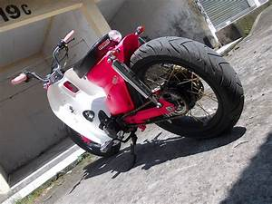 Modifikasi Honda Astrea Ala Streetcub Custom By Bmc