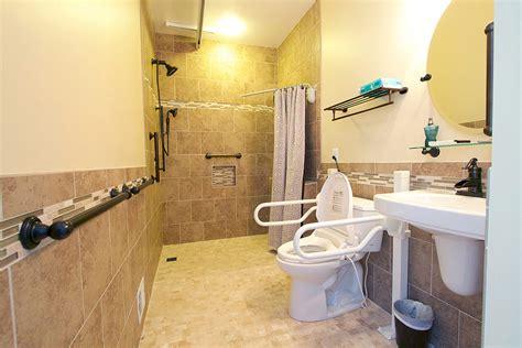 handicap bathroom remodel culpeper va ramcom kitchen bath