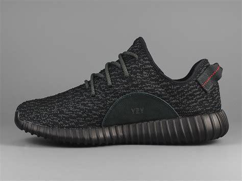 adidas Yeezy 350 Boost Pirate Black Restock   Sneaker Bar