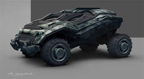 Concept Vehicles by Artstation Mwo Concept Sergey Kondratovich