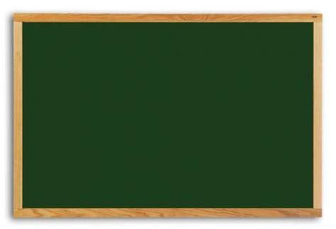 green board economy wooden chalkboard green wood frame learner supply